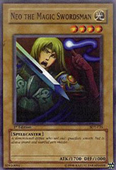 Neo the Magic Swordsman - SDY-035 - Common - 1st Edition