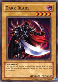 Dark Blade - SYE-015 - Common - 1st Edition