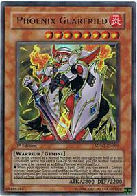 Phoenix Gearfried - SDWS-EN001 - Ultra Rare - 1st Edition
