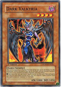Dark Valkyria - SDWS-EN016 - Common - 1st Edition