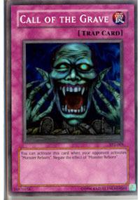 Call of the Grave - TP2-005 - Super Rare - Promo Edition