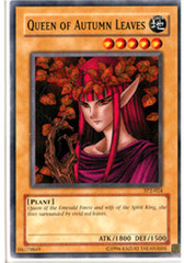 Queen of Autumn Leaves - TP2-024 - Common - Unlimited Edition on Channel Fireball