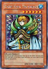 Fairy King Truesdale - WC4-001 - Secret Rare - Limited Edition