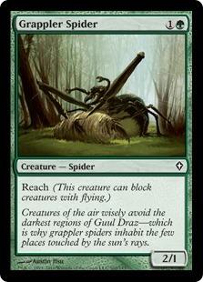 Grappler Spider