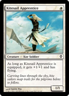 Kitesail Apprentice