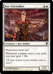 Kor Firewalker on Channel Fireball