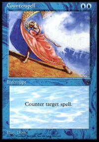 Counterspell - Arena 1996