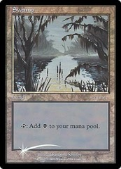 Swamp - DCI Arena 2001 Ice Age FOIL art