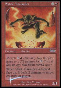 Skirk Marauder - Foil - 2003 Arena Promo