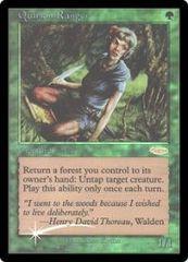Quirion Ranger PROMO - FNM 2001