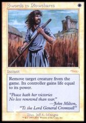 Swords to Plowshares PROMO - FNM 2001
