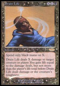 Drain Life - Foil FNM 2002