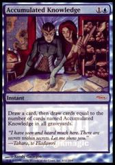Accumulated Knowledge - Foil FNM 2004