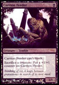 Carrion Feeder - Foil FNM 2004