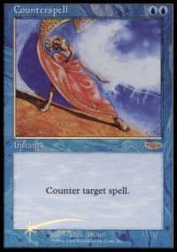 Counterspell - Foil DCI Judge Promo