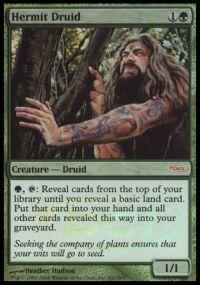Hermit Druid - Foil DCI Judge Promo