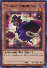 Magical Undertaker - BP03-EN105 - Common - 1st Edition