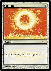 Sol Ring Foil - DCI Judge Rewards