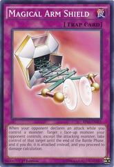 Magical Arm Shield - BP03-EN201 - Common - 1st Edition