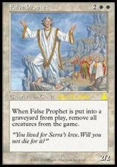 False Prophet - Foil - Prerelease Promo