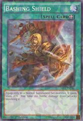 Bashing Shield - BP03-EN186 - Shatterfoil - 1st Edition