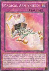Magical Arm Shield - BP03-EN201 - Shatterfoil - 1st Edition