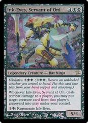 Ink-Eyes, Servant of Oni - Foil - Prerelease Promo