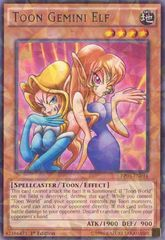Toon Gemini Elf - BP03-EN014 - Shatterfoil - 1st Edition