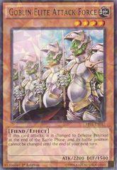 Goblin Elite Attack Force - BP03-EN017 - Shatterfoil - 1st Edition