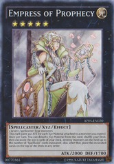 Empress of Prophecy - AP05-EN020 - Common - Unlimited Edition on Channel Fireball