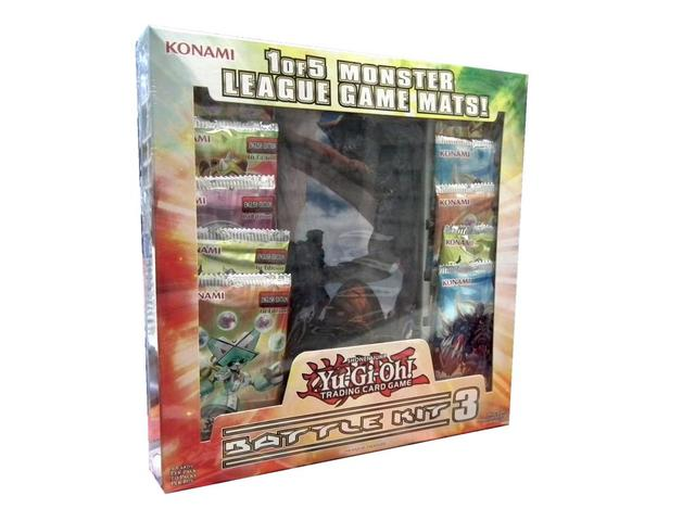 Yu-Gi-Oh Battle Pack #3: Sealed Play Battle-Kit - Unbreakable Spirit/Typhoon
