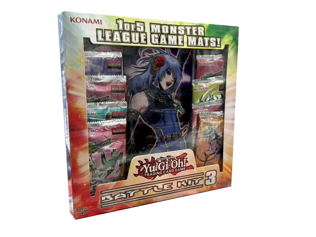Yu-Gi-Oh Battle Pack #3: Sealed Play Battle-Kit - Freya, Spirit of Victory