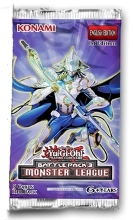 Battle Pack 3: Monster League 1st Edition Booster Pack