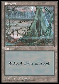 Swamp - APAC Set 1 (Red Pack)