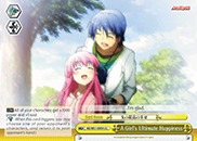 A Girls Ultimate Happiness - AB/W31-E054 - CC
