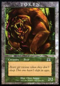 Bear Token - Onslaught (Player Rewards)