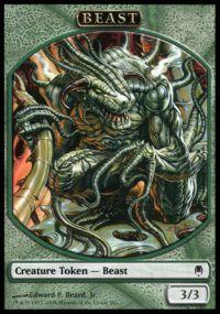 Beast - Tokens 2004