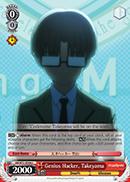 Genius Hacker, Takeyama - AB/W31-E086 - C