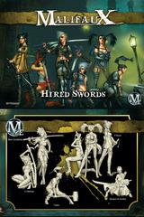 Hired Swords - Viktoria Box Set