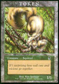 Squirrel - Token