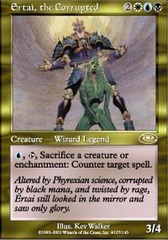 Ertai, the Corrupted (Alt. Art Foil) - Foil