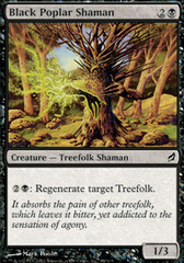 Black Poplar Shaman on Channel Fireball