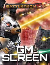 BattleTech: A Time of War: GM Screen (Book)