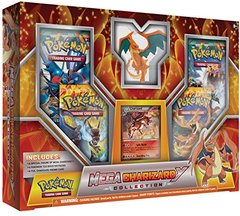 Mega Charizard Y Collection Box Red