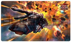 P67 Star Realms Battle Mech Playmat