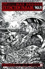 Extinction Parade War #4 Pure Art Order Incv Cvr (Net) (Mr)