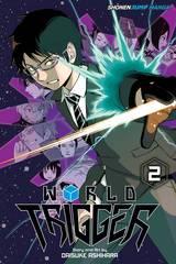 World Trigger Graphic Novel Vol 02
