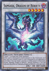 Samsara, Dragon of Rebirth - DUEA-EN052 - Super Rare - 1st Edition
