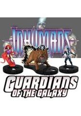 Fast Forces: The Inhumans - Guardians of the Galaxy