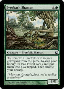 Everbark Shaman